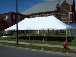20 x 60 Frame Tent & ABCWNY Product Details: 20 x 60 Frame Tent