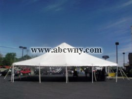 40 x 40 Frame Tent & ABC: Hardware Rental Special Events: Tents Tables Chairs ...