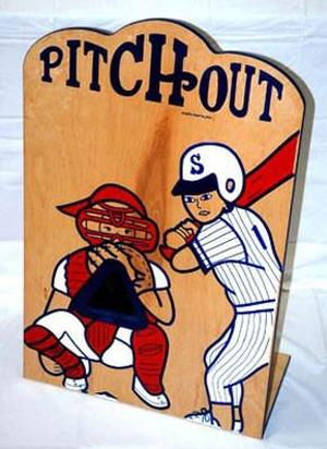 Pitchout Baseball