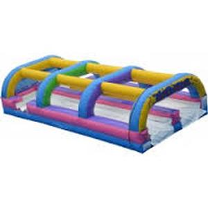 Wildsplash Double Lane Slip and Slide
