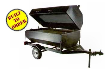 Towable Oven/Pig Roaster Charcoal or Propane